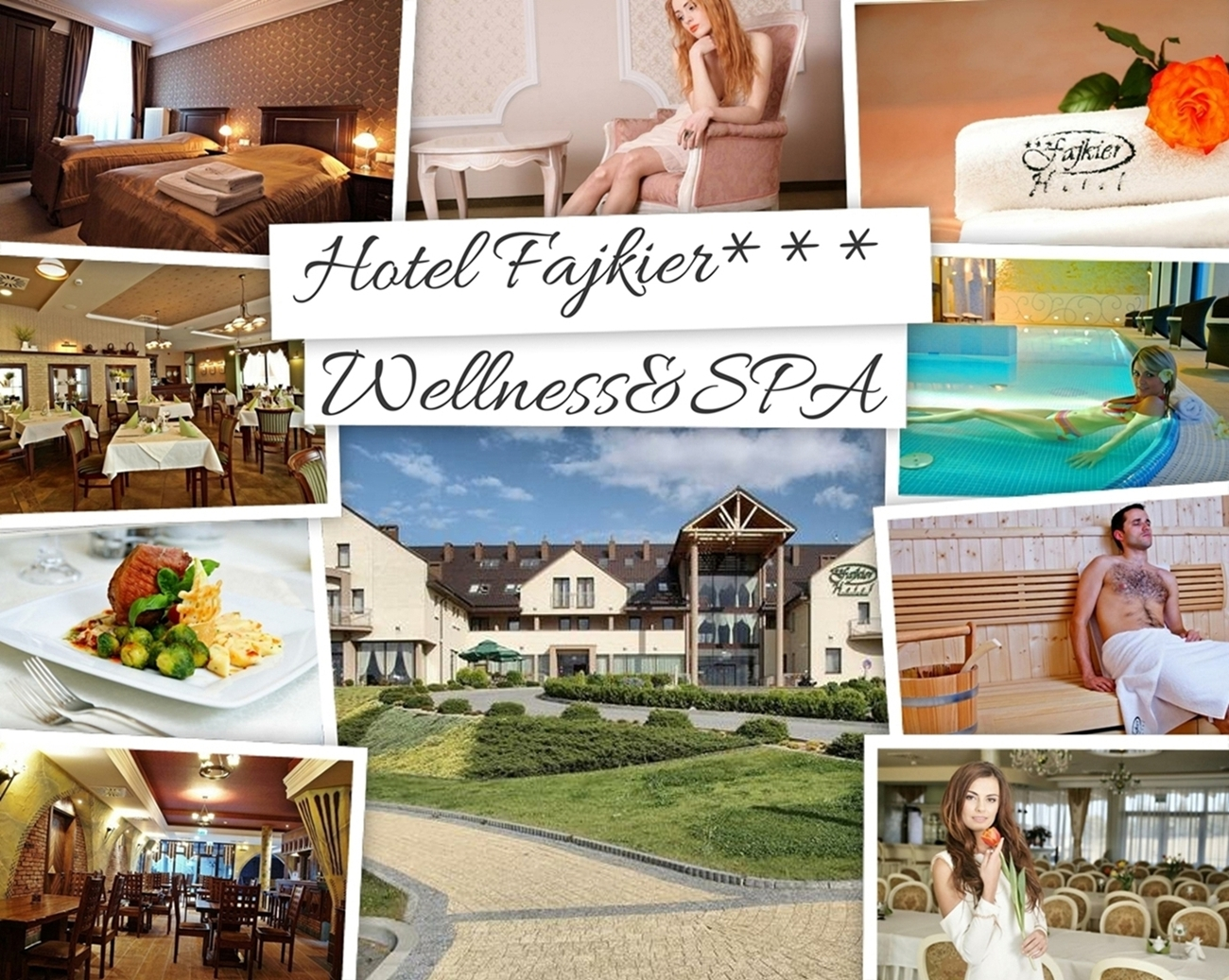 Hotel Fajkier***Wellness&Spa